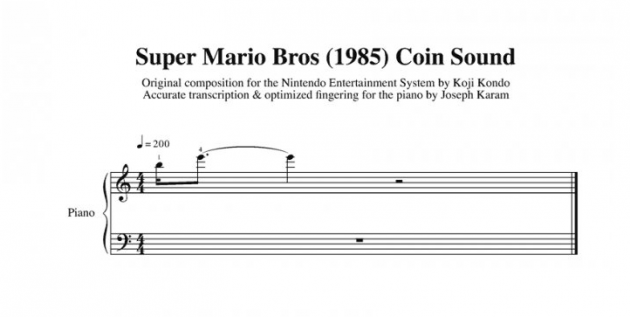 Nintendo applies to trademark the Mario Coin sound effect – TechKee