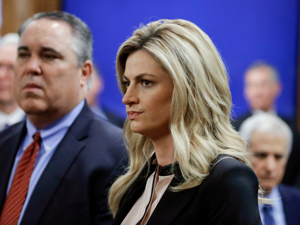Erin Andrews Claims ESPN Forced Her To Give Interview