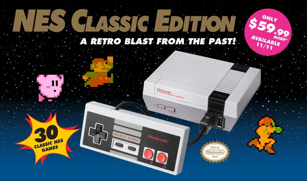 Nintendo President Admits To Underestimating Demand For Nes Classic