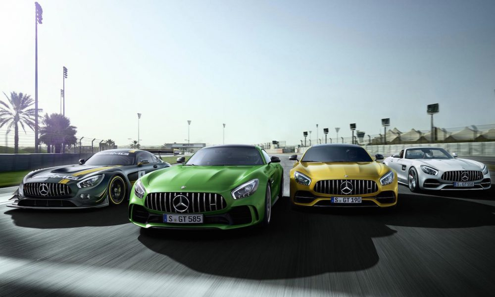 Here s a first look at mercedes new 1 000 horsepower for New mercedes benz supercar