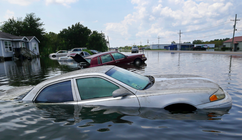 how to keep your car from flooding