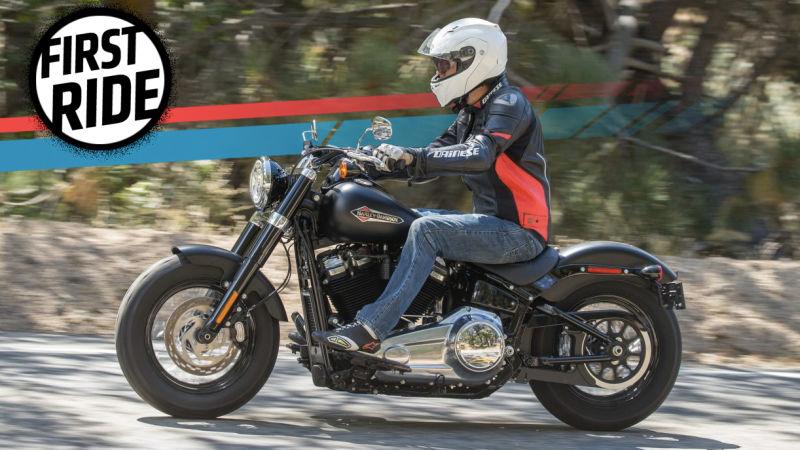 Harley Davidson Tail Bag Review