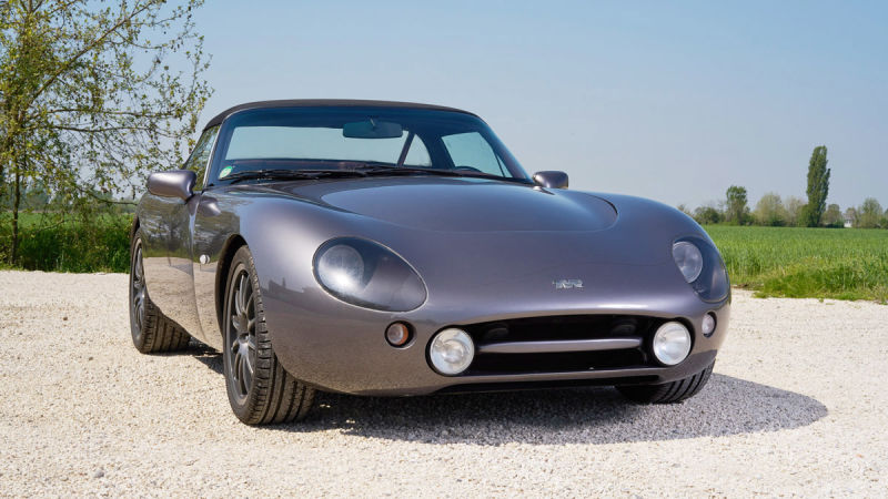 data tvr griffith 500