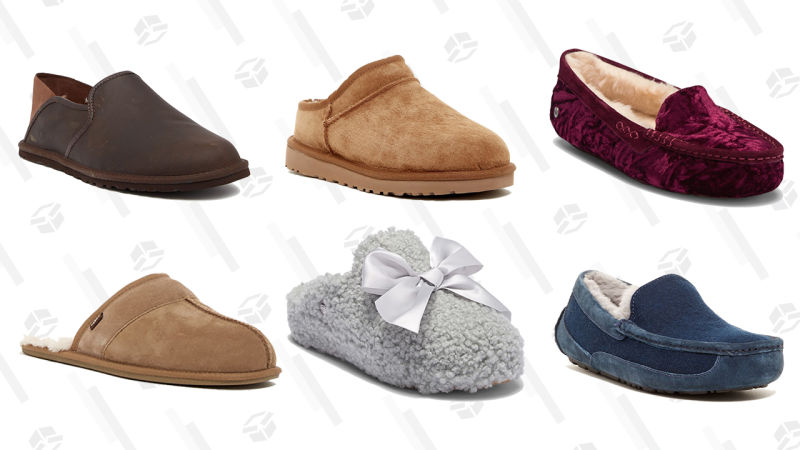 uggs slippers on sale