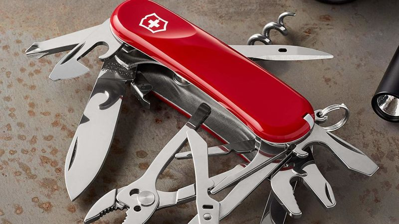 One Of Victorinox S Best Swiss Army Knives Has Never Been